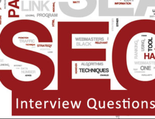 seo interview questions and answers for freshers pdf