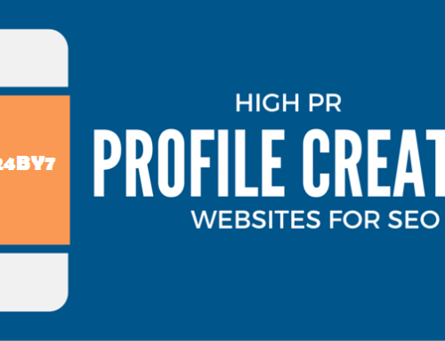 15 Free Profile Creation Sites List – High PR Do Follow Backlinks
