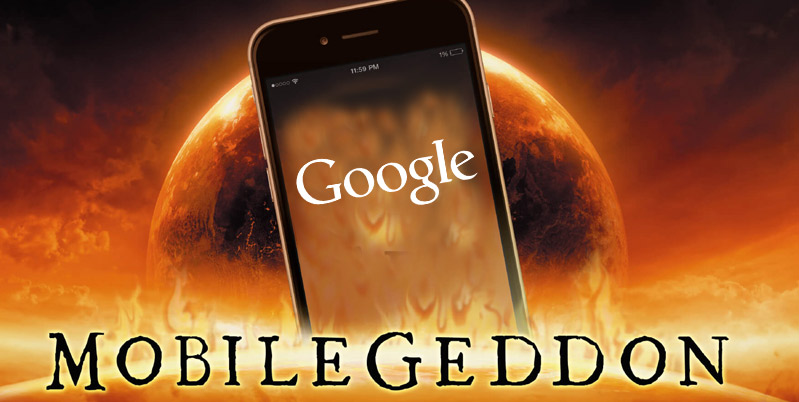 google mobilegeddon update