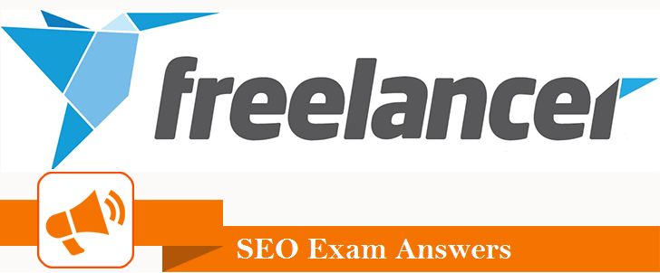 freelancer seo exam answers