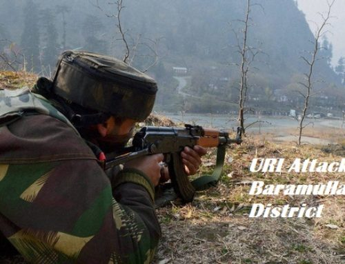 URI Attacks: 17 Soldiers and 4 Terrorists Killed in JnK