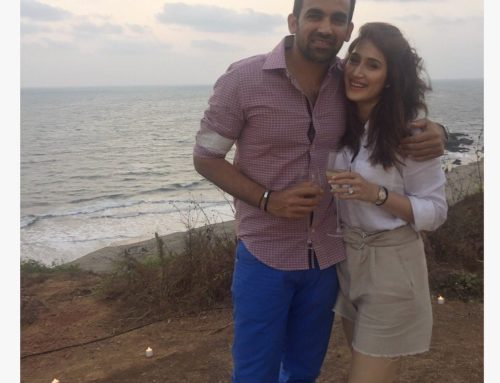 Zaheer Khan Gets Engaged To Sagarika Ghatge, Announces On Twitter