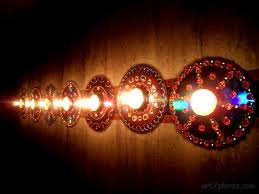 Diya Decoration for competition