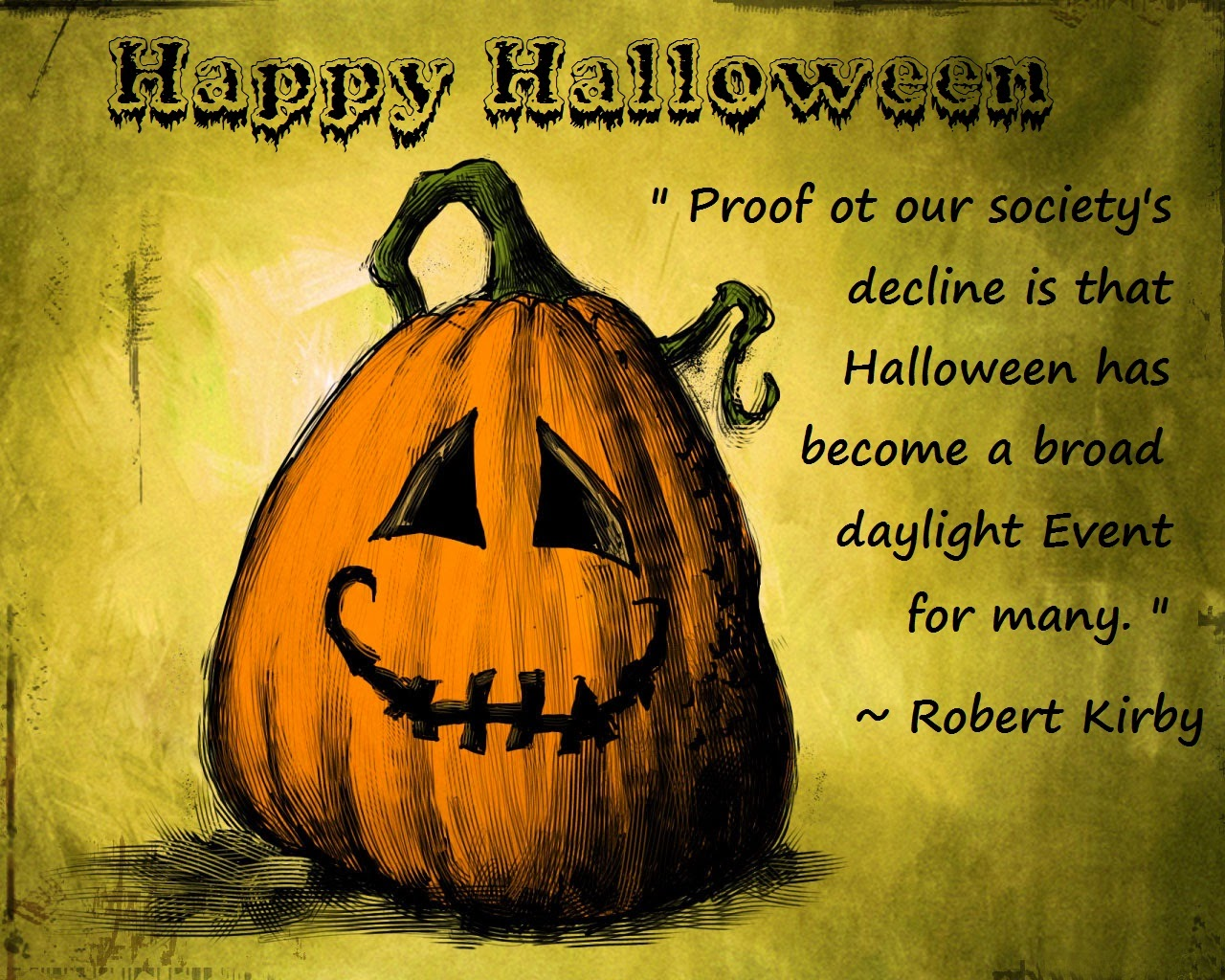halloween quote messages