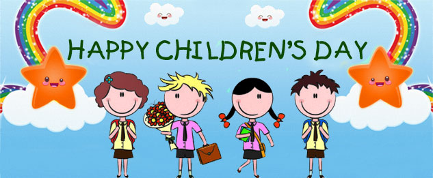 happy childrens day 14 nov